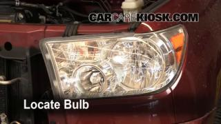 DRL Replacement 2007-2013 Toyota Tundra