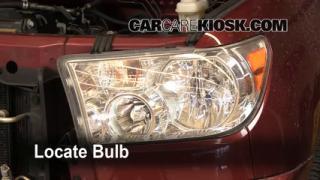 Headlight Change 2007-2013 Toyota Tundra