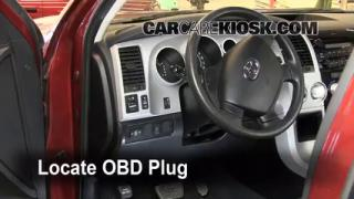 Engine Light Is On: 2007-2013 Toyota Tundra - What to Do