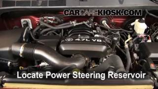 Fix Power Steering Leaks Toyota Tundra (2007-2013)