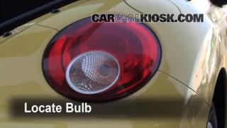 Brake Light Change 2006-2010 Volkswagen Beetle