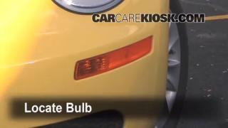 Front Turn Signal Change Volkswagen Beetle (2006-2010)
