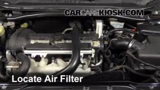 Air Filter How-To: 2001-2007 Volvo V70