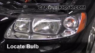 Headlight Change 2001-2007 Volvo V70