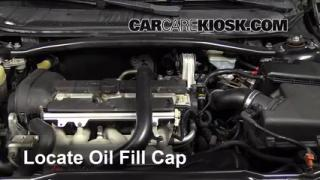How to Add Oil Volvo V70 (2001-2007)