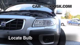 Headlight Change 2008-2010 Volvo XC70