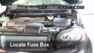 Blown Fuse Check 2003-2013 Volvo XC90