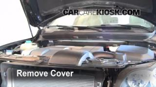 Oil & Filter Change Volvo XC90 (2003-2014)