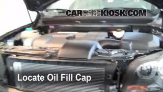 How to Add Oil Volvo XC90 (2003-2013)