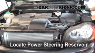 Follow These Steps to Add Power Steering Fluid to a Volvo XC90 (2003-2013)