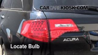 Reverse Light Replacement 2007-2013 Acura MDX