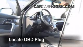 Engine Light Is On: 2007-2013 Acura MDX - What to Do