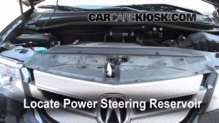 Power Steering Leak Fix: 2007-2013 Acura MDX