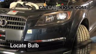 Parking Light Change 2007-2014 Audi Q7