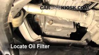 Oil & Filter Change Audi Q7 (2007-2014)