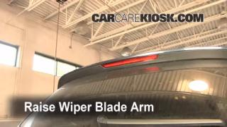 Rear Wiper Blade Change Audi Q7 (2007-2014)