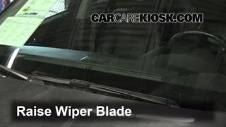 Front Wiper Blade Change Cadillac DTS (2006-2011)