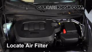 Air Filter How-To: 2006-2011 Chevrolet HHR