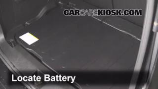 Battery Replacement: 2006-2011 Chevrolet HHR