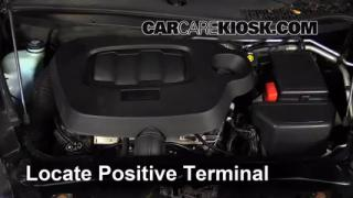 How to Jumpstart a 2006-2011 Chevrolet HHR