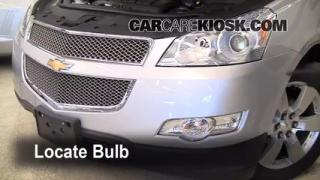 Headlight Change 2009-2012 Chevrolet Traverse