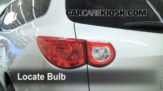 Brake Light Change 2009-2012 Chevrolet Traverse