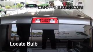 Third Brake Light Bulb Change Dodge Ram 1500 (2009-2010)