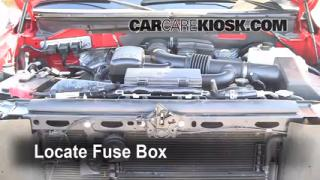 Replace a Fuse: 2009-2013 Ford F-150