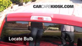 Third Brake Light Bulb Change Ford F-150 (2009-2013)