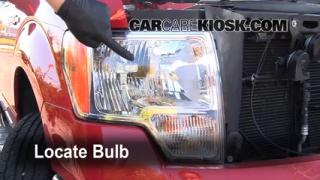 Headlight Change 2009-2013 Ford F-150