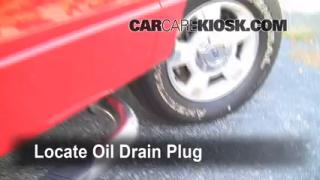 Oil & Filter Change Ford F-150 (2009-2013)