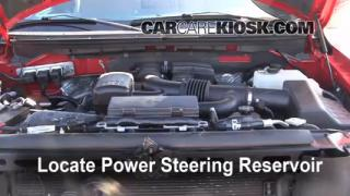 Follow These Steps to Add Power Steering Fluid to a Ford F-150 (2009-2013)