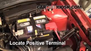 How to Jumpstart a 2008-2011 Ford Focus