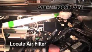 Air Filter How-To: 2007-2011 Honda CR-V