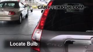 Brake Light Change 2007-2011 Honda CR-V