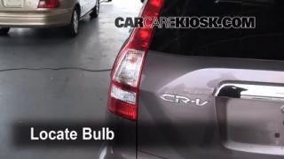 Rear Turn Signal Replacement Honda CR-V (2007-2011)