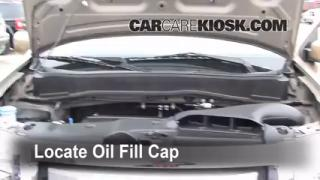 How to Add Oil Honda Pilot (2009-2013)