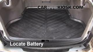 Battery Replacement: 2009-2012 Hyundai Genesis