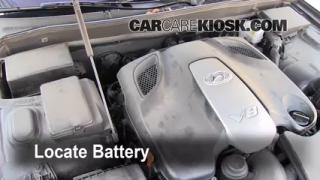 How to Jumpstart a 2009-2012 Hyundai Genesis