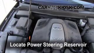 Fix Power Steering Leaks Hyundai Genesis (2009-2012)