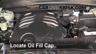 How to Add Oil Hyundai Santa Fe (2007-2012)