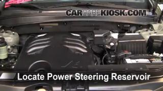 Follow These Steps to Add Power Steering Fluid to a Hyundai Santa Fe (2007-2012)