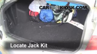 2006-2010 Hyundai Sonata Jack Up How To