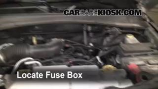 Blown Fuse Check 2008-2012 Jeep Liberty