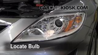 Highbeam (Brights) Change: 2007-2014 Mazda CX-9
