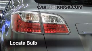 Rear Turn Signal Replacement Mazda CX-9 (2007-2014)