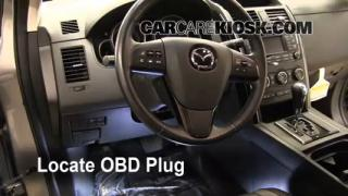 Engine Light Is On: 2007-2014 Mazda CX-9 - What to Do