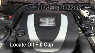 2008-2013 Mercedes-Benz C300: Fix Oil Leaks