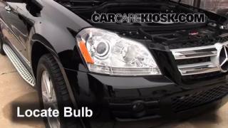 2007 2012 Mercedes Benz Gl450 Interior Fuse Check 2009