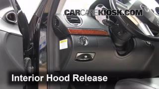 Open Hood How To 2007-2011 Dodge Nitro